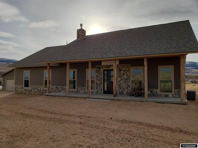 71 Leseberg Avenue, Dubois, WY 82513 (MLS #20210289) :: Lisa Burridge & Associates Real Estate
