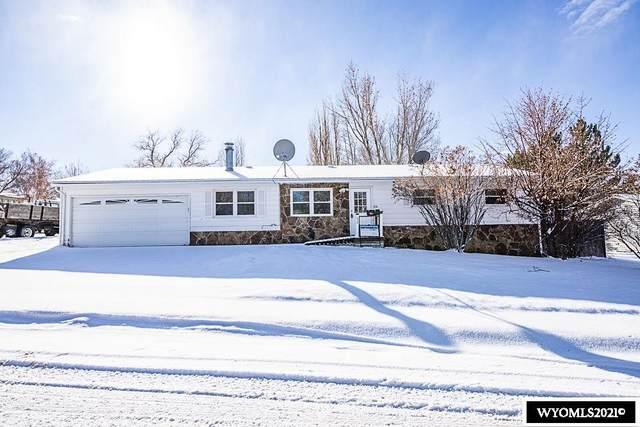 1216 Palisades Way, Rock Springs, WY 82901 (MLS #20210325) :: Lisa Burridge & Associates Real Estate