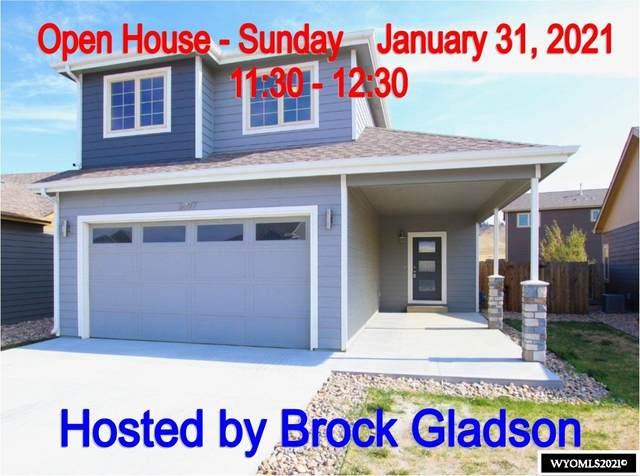 2897 Villa Del Rey, Casper, WY 82604 (MLS #20210343) :: Real Estate Leaders