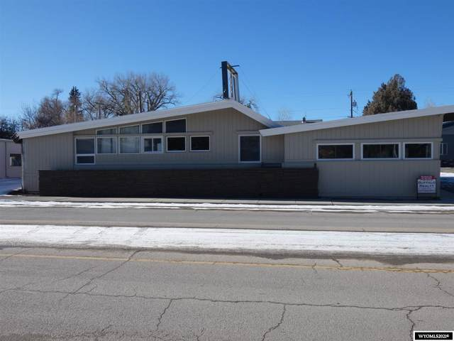360 N Main Street, Buffalo, WY 82834 (MLS #20210360) :: Real Estate Leaders