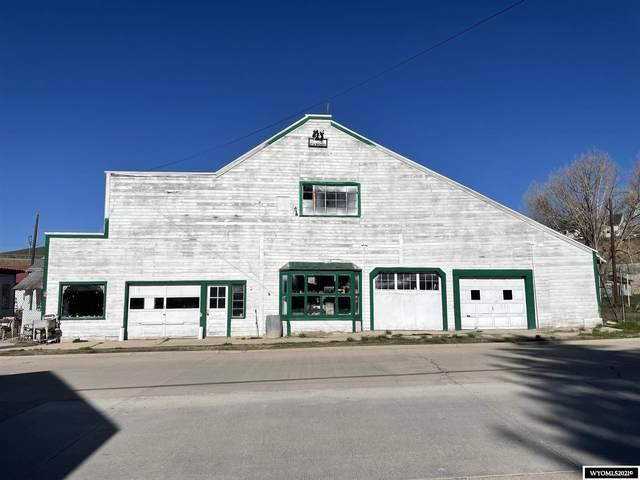 101 Diamondville Ave, Diamondville, WY 83116 (MLS #20210440) :: Broker One Real Estate