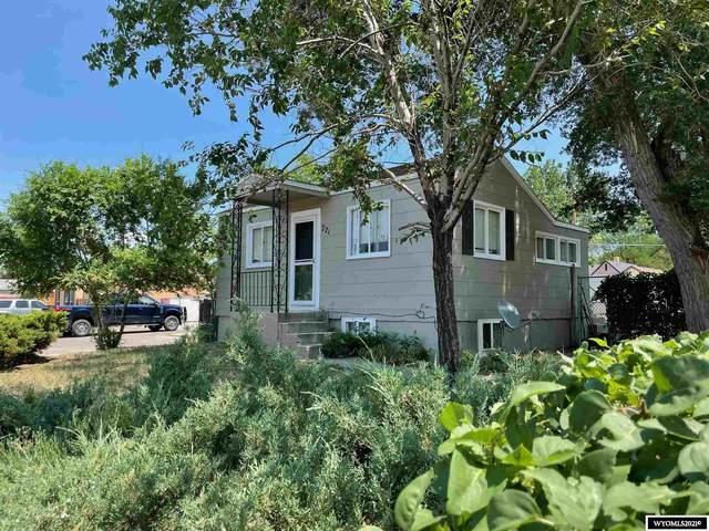 721 S 4th Street, Douglas, WY 82633 (MLS #20210493) :: Lisa Burridge & Associates Real Estate