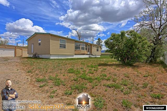 455 Brooks Avenue, Mills, WY 82604 (MLS #20210494) :: RE/MAX The Group