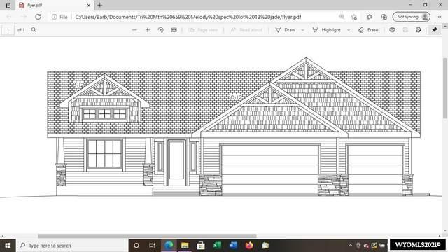659 Melody, Buffalo, WY 82834 (MLS #20210530) :: Broker One Real Estate