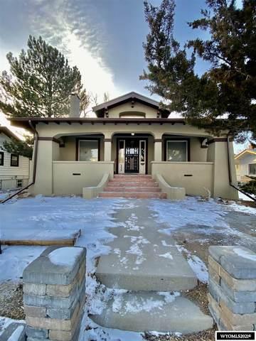332 S Lincoln, Casper, WY 82601 (MLS #20210616) :: Lisa Burridge & Associates Real Estate