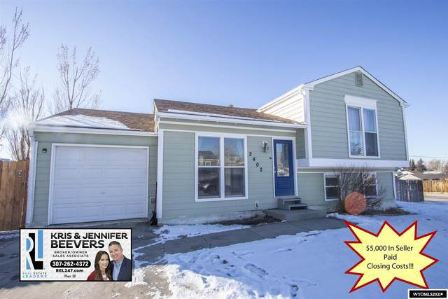 2402 Lennox Avenue, Casper, WY 82601 (MLS #20210620) :: Lisa Burridge & Associates Real Estate