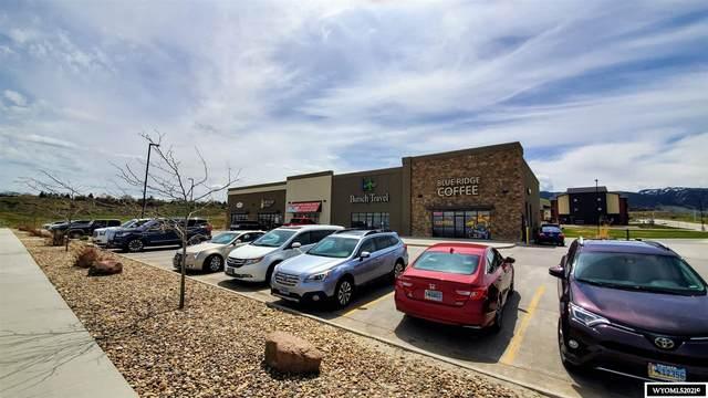 4621 SW Wyoming Boulevard, Casper, WY 82601 (MLS #20210701) :: Broker One Real Estate