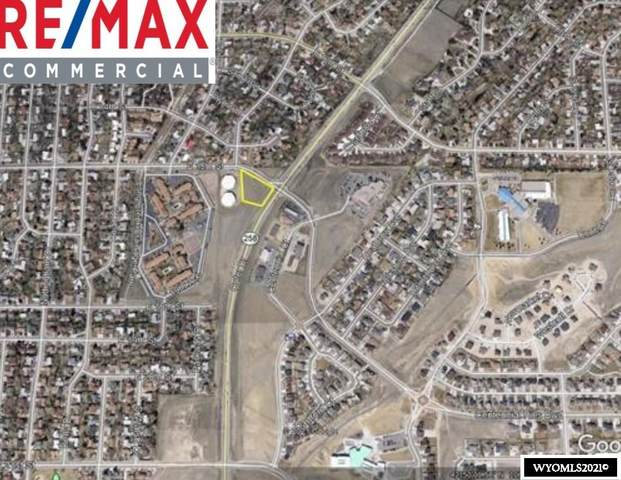 000 E 15th Street, Casper, WY 82609 (MLS #20210747) :: Real Estate Leaders
