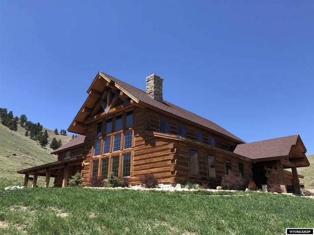 29 Deer Haven Drive, Buffalo, WY 82834 (MLS #20210752) :: Broker One Real Estate