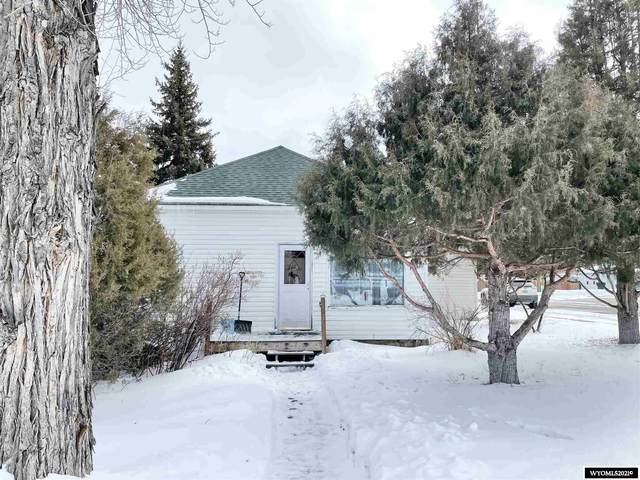 422 Sapphire, Kemmerer, WY 83101 (MLS #20210814) :: RE/MAX The Group