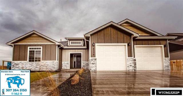 88 Fairway, Casper, WY 82604 (MLS #20210827) :: Lisa Burridge & Associates Real Estate