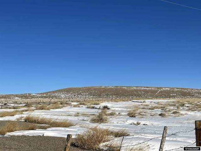Tbd  Hwy 287 Commercial 6 Acres, Rawlins, WY 82301 (MLS #20210830) :: Lisa Burridge & Associates Real Estate
