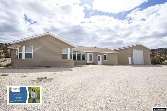 26063 Cedar Court, Alcova, WY 82620 (MLS #20210864) :: Lisa Burridge & Associates Real Estate