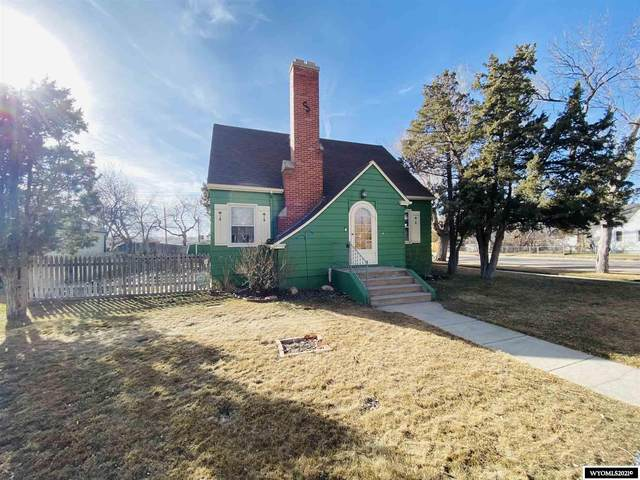 700 S 5th Street, Douglas, WY 82633 (MLS #20210883) :: RE/MAX The Group