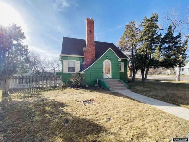 700 S 5th Street, Douglas, WY 82633 (MLS #20210883) :: Real Estate Leaders