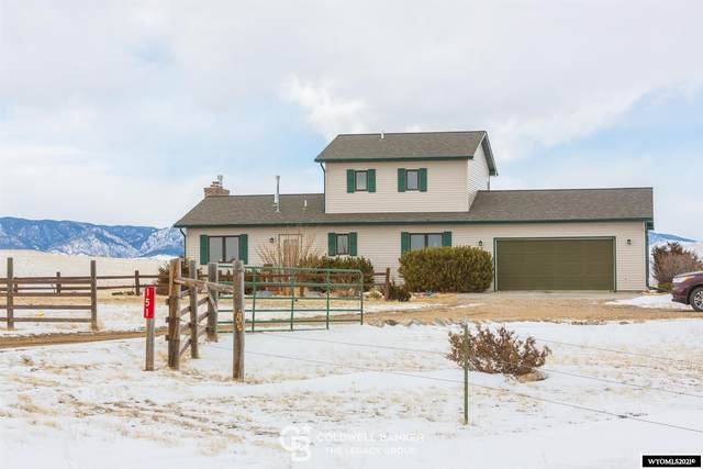 151 Wallows Creek Road, Buffalo, WY 82834 (MLS #20210895) :: Lisa Burridge & Associates Real Estate