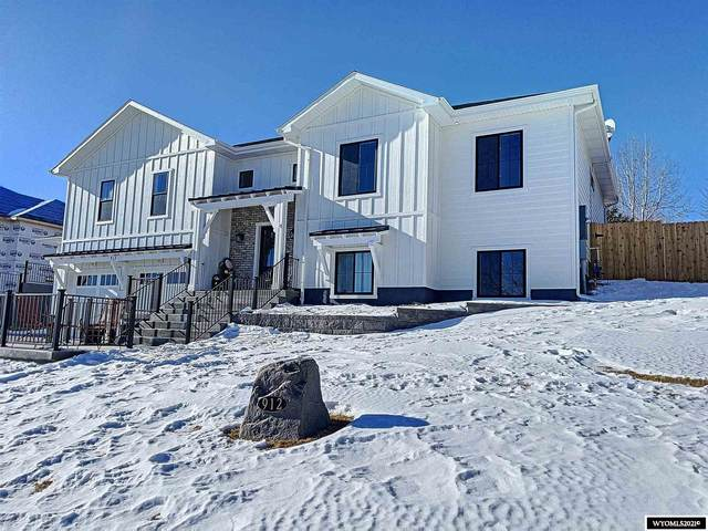912 Delaware Drive, Buffalo, WY 82834 (MLS #20210896) :: RE/MAX The Group