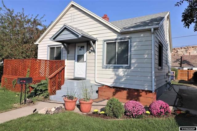 1423 9th Street, Rock Springs, WY 82901 (MLS #20211113) :: Broker One Real Estate