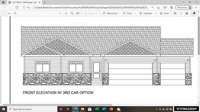 658 Melody Street, Buffalo, WY 82834 (MLS #20211121) :: Broker One Real Estate