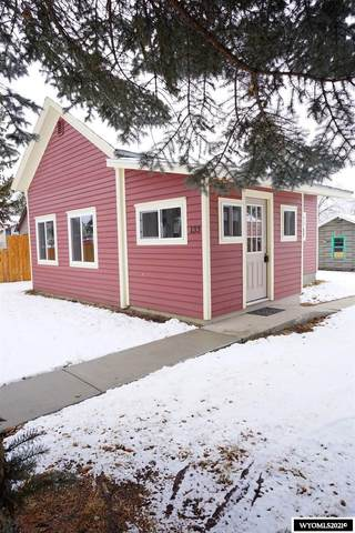 133 Desmet Street, Buffalo, WY 82834 (MLS #20211164) :: Lisa Burridge & Associates Real Estate