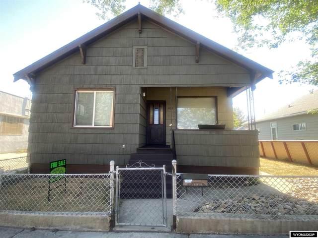 420 Soulsby, Rock Springs, WY 82901 (MLS #20211166) :: RE/MAX Horizon Realty