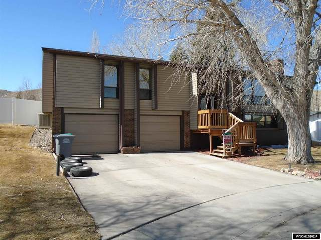 150 Commanche Circle, Green River, WY 82935 (MLS #20211197) :: RE/MAX The Group