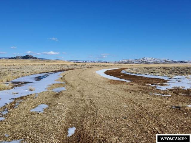 Tract 4 Trail Run, Encampment, WY 82325 (MLS #20211262) :: RE/MAX The Group