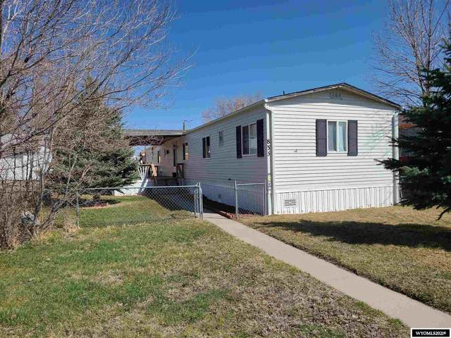 833 Harrison Street, Douglas, WY 82633 (MLS #20211278) :: Real Estate Leaders