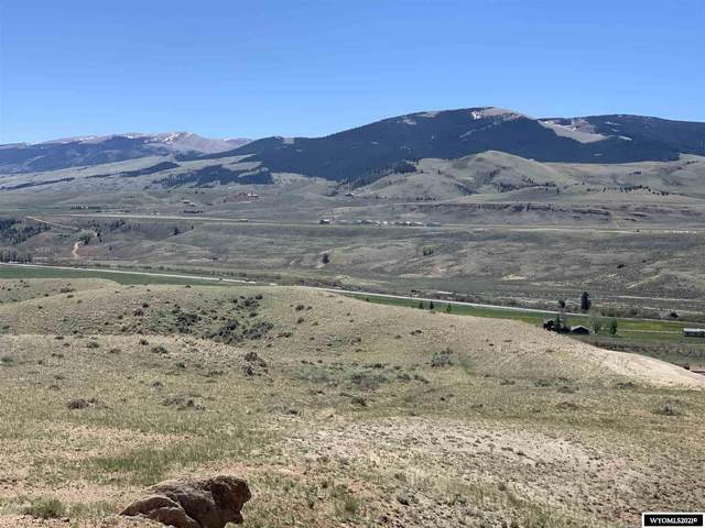 38 Mustang Drive, Dubois, WY 82513 (MLS #20211306) :: Broker One Real Estate