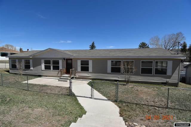 718 Ash Avenue, Kemmerer, WY 83101 (MLS #20211339) :: Lisa Burridge & Associates Real Estate