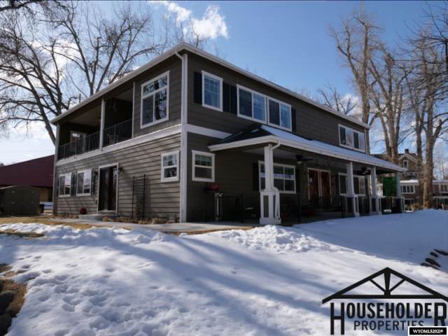 800 S 3 Street, Lander, WY 82520 (MLS #20211351) :: RE/MAX The Group