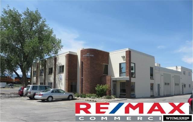 350 Big Horn Road, Casper, WY 82601 (MLS #20211476) :: RE/MAX The Group