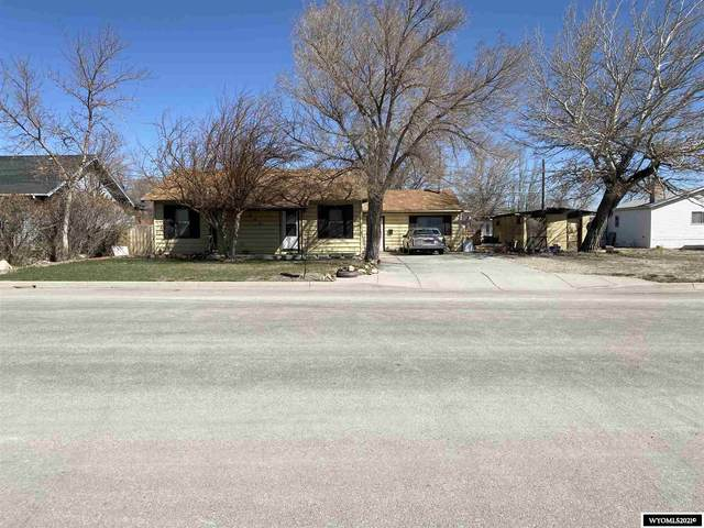 203 E State Street, Rawlins, WY 82301 (MLS #20211543) :: Broker One Real Estate