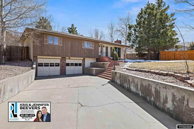 4043 Kent, Casper, WY 82609 (MLS #20211571) :: Real Estate Leaders