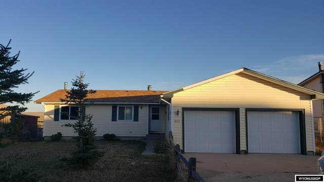 1031 Jade, Hanna, WY 82327 (MLS #20211582) :: RE/MAX The Group