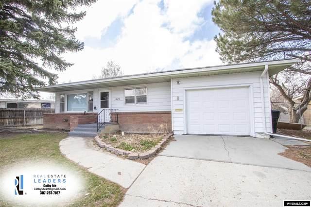 1620 Brentwood Drive, Casper, WY 82604 (MLS #20211592) :: Broker One Real Estate
