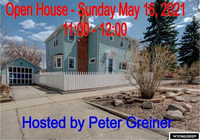 1117 S Lincoln, Casper, WY 82601 (MLS #20211741) :: Lisa Burridge & Associates Real Estate
