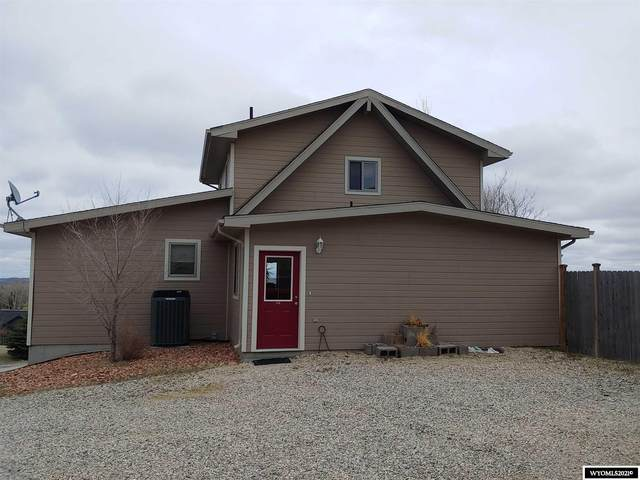 240 Juniper Street, Buffalo, WY 82834 (MLS #20211743) :: RE/MAX Horizon Realty