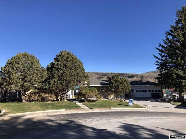 1240 W Jeffers, Rawlins, WY 82301 (MLS #20211790) :: Broker One Real Estate