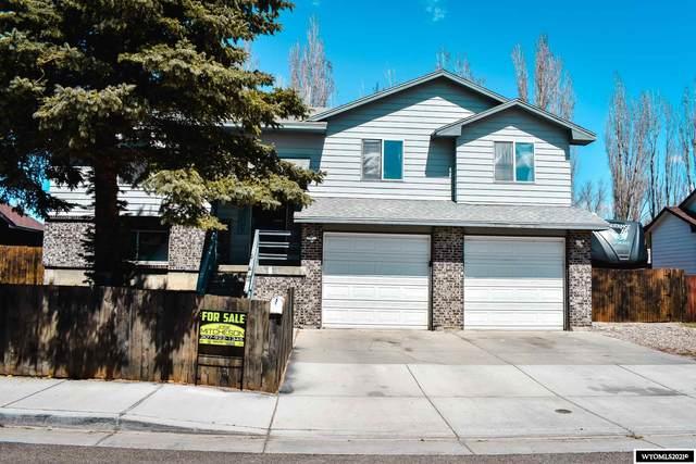 1645 E Teton, Green River, WY 82935 (MLS #20211803) :: Lisa Burridge & Associates Real Estate