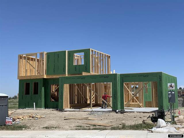 3687 Timber Wolf Court, Casper, WY 82604 (MLS #20211816) :: Broker One Real Estate