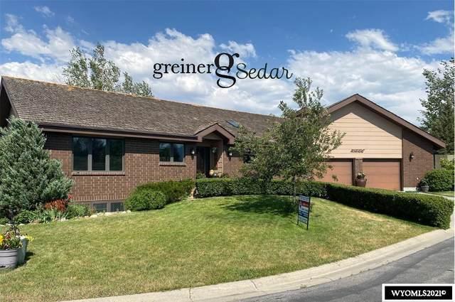 2005 Rustic Circle, Casper, WY 82609 (MLS #20211822) :: Broker One Real Estate