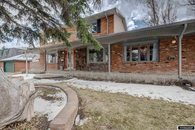 2151 W 41st Street, Casper, WY 82604 (MLS #20211848) :: Lisa Burridge & Associates Real Estate