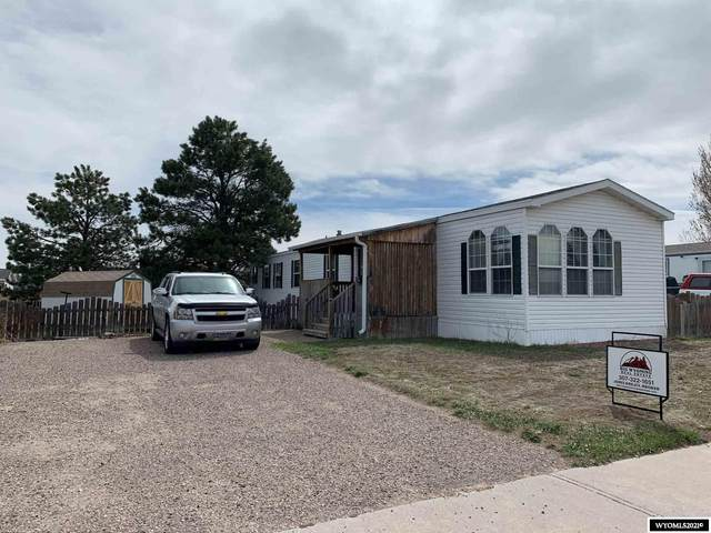 84 29th Street, Wheatland, WY 82201 (MLS #20211902) :: Lisa Burridge & Associates Real Estate