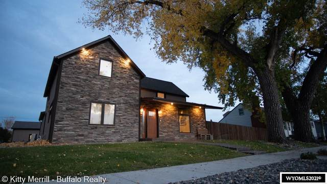 165 N Carrington Avenue, Buffalo, WY 82834 (MLS #20211924) :: Lisa Burridge & Associates Real Estate