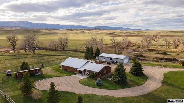 68 Johnson Creek Road, Buffalo, WY 82834 (MLS #20212027) :: RE/MAX Horizon Realty