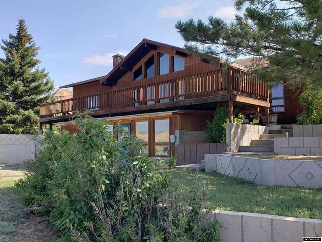 115 Clubhouse Drive, Dubois, WY 82513 (MLS #20212083) :: RE/MAX Horizon Realty