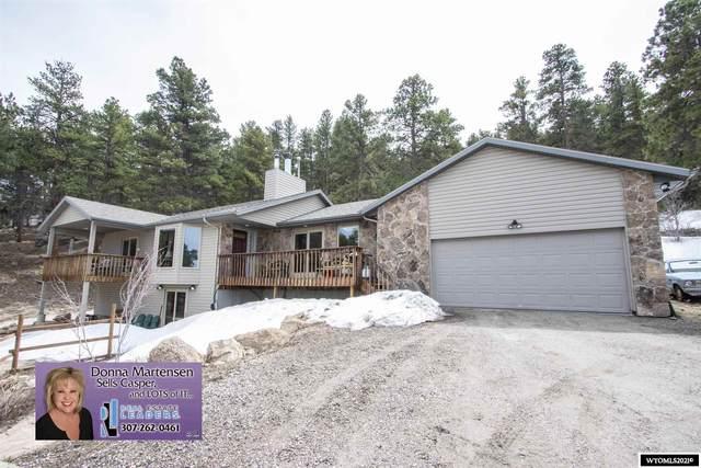 2653 Garden Creek Road, Casper, WY 82601 (MLS #20212182) :: Real Estate Leaders