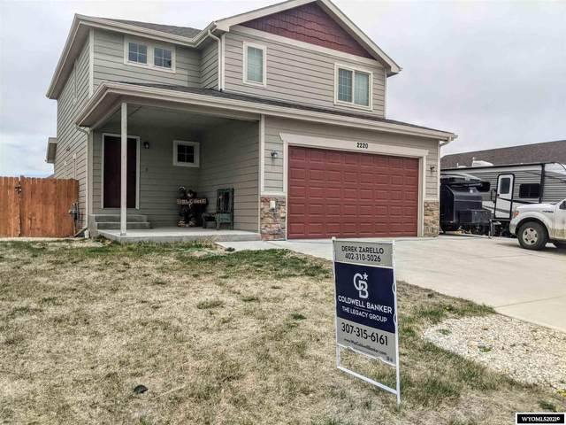 2220 Lakota Trail, Bar Nunn, WY 82601 (MLS #20212194) :: Real Estate Leaders