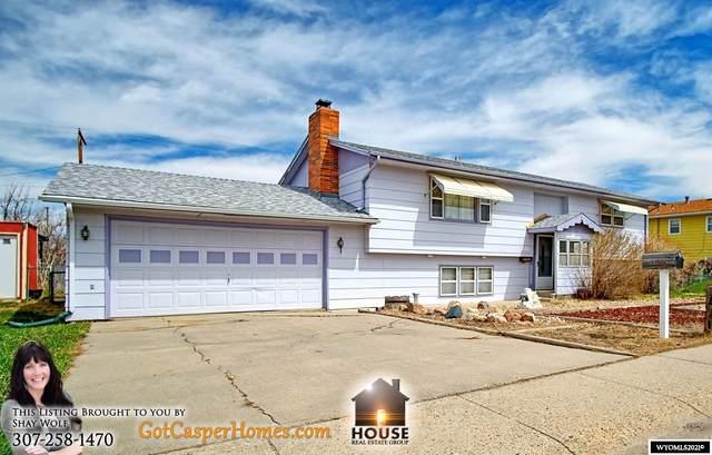 109 Calypso, Casper, WY 82604 (MLS #20212195) :: Real Estate Leaders